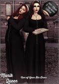 MANIK QUEEN - Nun of Your Biz Dress