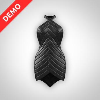 ANOIRCRE Carre Dress DEMO (Mesh)