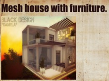 °°Fully Furnished Mesh Home//Daniela//LI99//99L$°°