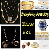 Women's random Jewelry Vendor