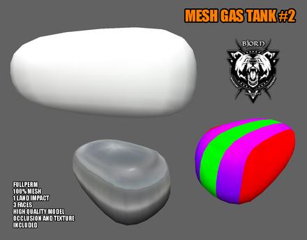 Mesh Gas Tank 2 FULLPERM