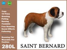 [TomatoPark] Saint Bernard Mesh 3.3 ( roaming + wearable )