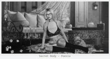 Secret Body - Poesia - pose