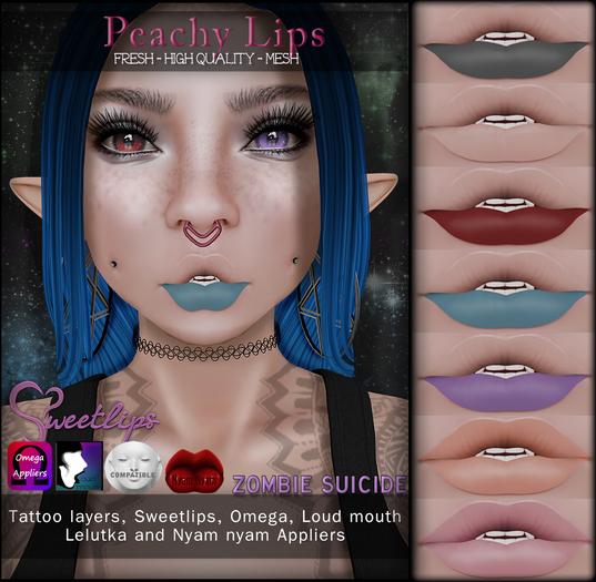 :Z.S: Peachy Lips