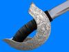 Cutlass, Engraved Silver, MESH, SPD Compatible, Scripted