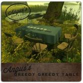 Angus's Greedy Greedy Table (Copy-Version)