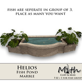 Myth - Helios Fish Pond Marble