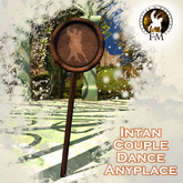 !! F&M !! Intan Couple Dance Anyplace - Wood