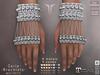 **RE** Zaria Bracelets * FIT MESH * (**LUX** Collection)