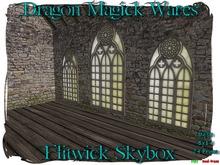 Dragon Magick Wares Flitwick Castle Skybox Mesh