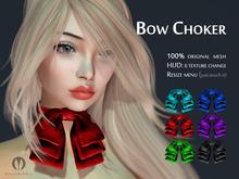 ~MR~ Bow Choker