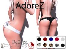 AdoreZ - Misha Panties HUD Colors