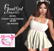 {BabyGirl&Daddytoo!]Dress-Good Girl