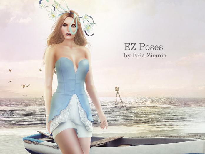 EZ Poses - Strolling