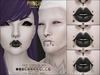 PUNCH / Impale ♥ Unisex Face Piercing Set