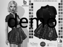 Bens Boutique - Betul Skirt & Shirt -  Hud Driven Demo
