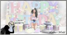 Happy Birthday - female version