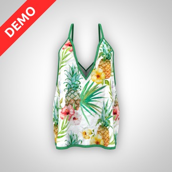 ANOIRCRE Tropique Dress DEMO (Mesh)