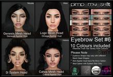 PMS - Eyebrows Set #6
