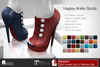 FATEstep - Hayley Ankle Boots