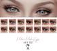 .euphoric ~Milano  Mesh Eyes ~Set 2