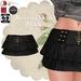 MONOMANIA - Ravena Skirt Black