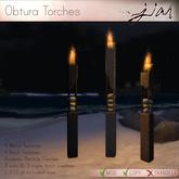 JIAN :: Obtura Torches