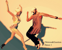 !Motion&Emotion pose dance 1