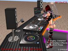 Anna Erotica - Complete DJ Stage - 3 Prims! (box)