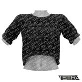 TETRA - Aztec Loose T-Shirt (DEMO)