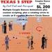 OnP Texas 2 Step Mutli Couples