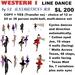 OnP Western 1 Line Dances