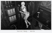 Secret Body - Words - pose