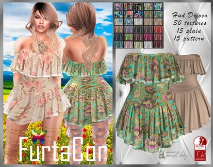 FurtaCor*Carol Dress