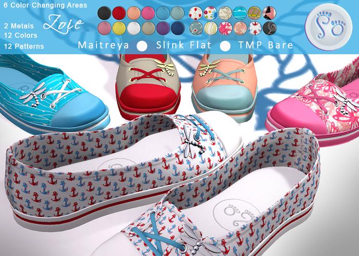Slipper - Zoie Sneakers FP