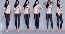"""STUN - Pose Pack Collection """"Cassie"""" #05"""