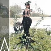 .AiShA. Dryad Dress-IvyCollar-Bracelet