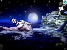 Triton - Swimming Under The Moon