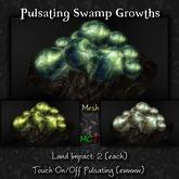 ~tc~ Pulsating Swamp Growths (Mesh) Set - 1