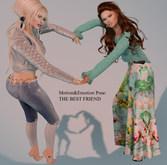 !M&E the best friend [ couple pose]