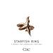 Cae :: Starfish Rings
