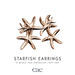 Cae :: Starfish Earrings