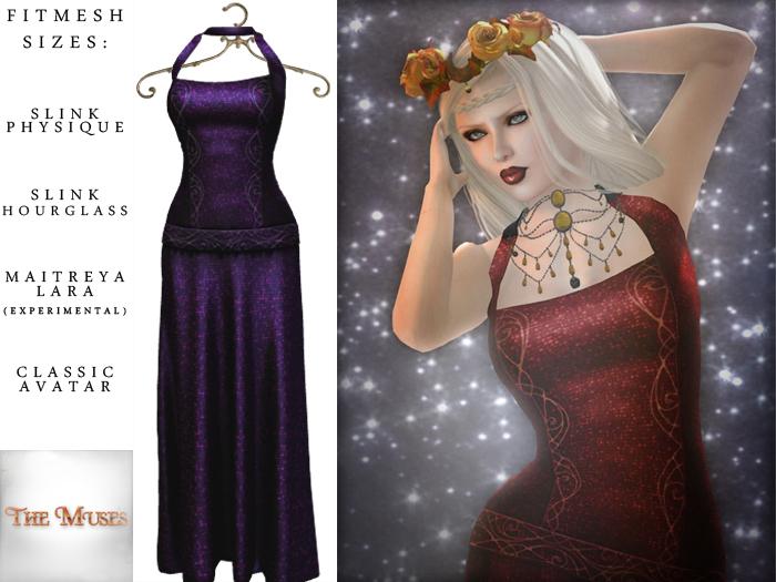 The Muses ~ Stella . Purple