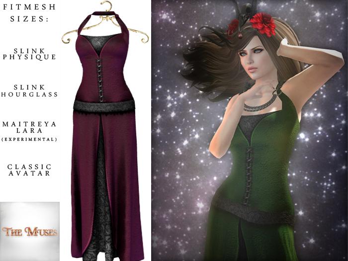 The Muses ~ Bellatrix . Wine