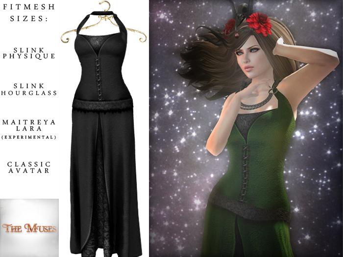 The Muses ~ Bellatrix . Black