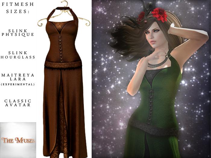 The Muses ~ Bellatrix . Brown