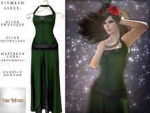 The Muses ~ Bellatrix . Green