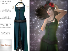 The Muses ~ Bellatrix . Teal