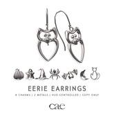 Cae :: Eerie :: Earrings [bagged]