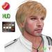 """eDeLsToRe men mesh hair """" Adam """" incl all 12 color HUD"""